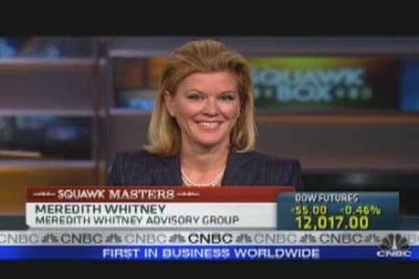 Meredith Whitney: Debt Doomsayer