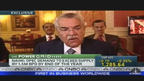 OPEC Fails to Get Decision