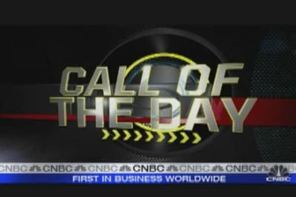Call of the Day: Apple-Intel Partnership