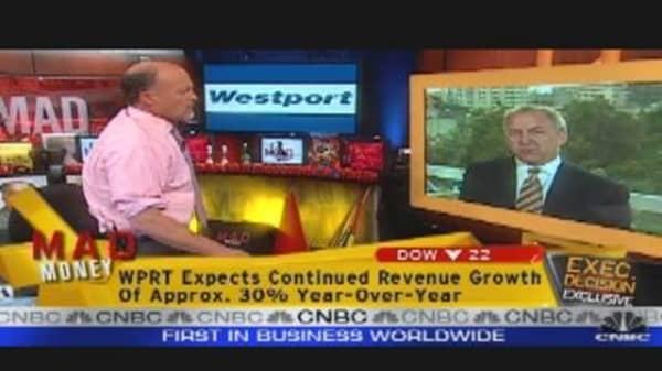 Westport CEO Talks Earnings
