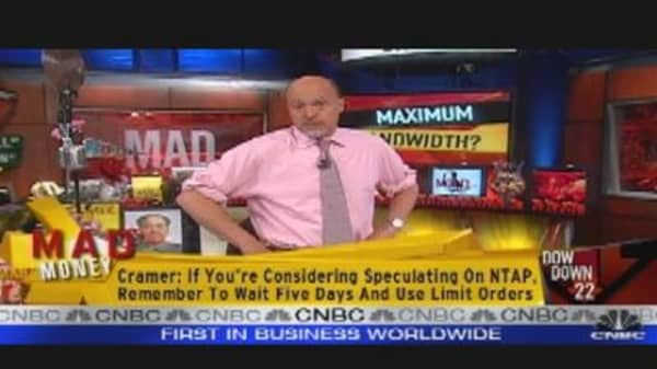 Stay Away from Tech: Cramer