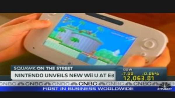 Nintendo Unveils Wii U at E3