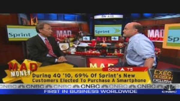 Sprint Nextel CEO Speaks Out