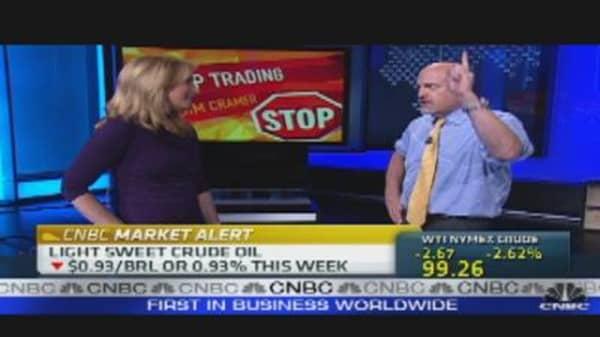 Stop Trading: Jim Cramer Loves Lulu