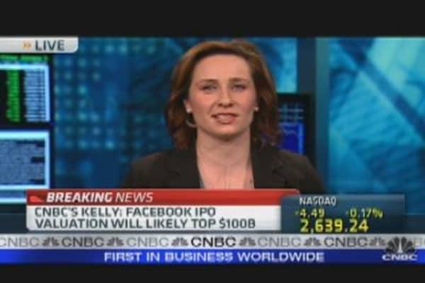 Facebook: $100 Billion Baby?
