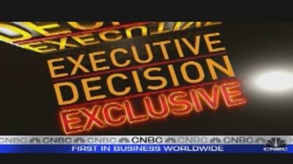Chesapeake CEO Speaks to Cramer