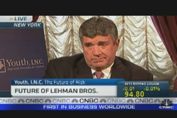 Future of Lehman Bros.