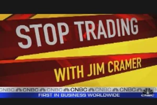 Stop Trading: Cramer Slams Euro Banks