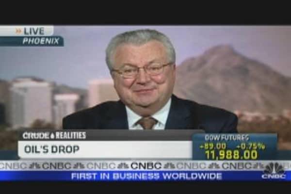 Oil's Drop: How Low Will It Go