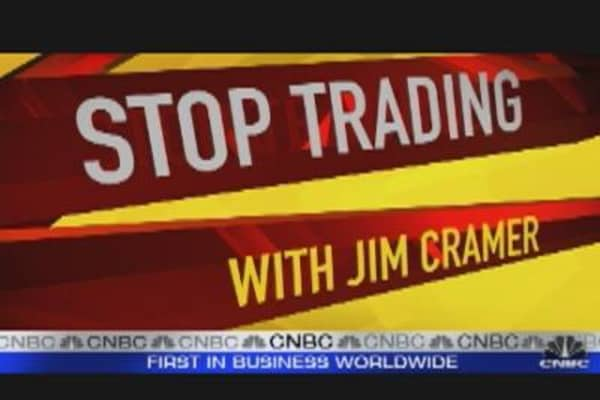Stop Trading: Cramer Says No to RIMM