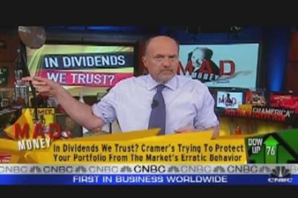 Bullish on Big Dividend Stocks