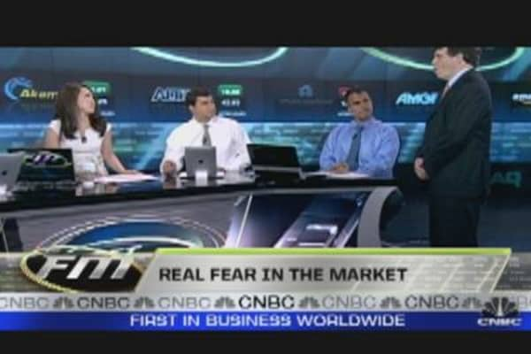 'Fear Factor' on the Rise?