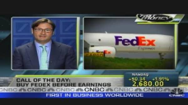 Buy FedEx Ahead of Earnings?