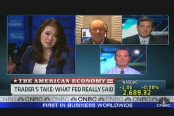 Trader's Take: What Fed Really Said