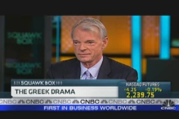 Greece Cannot Avoid Default
