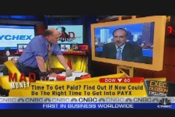 PAYX CEO Talks US Job Market
