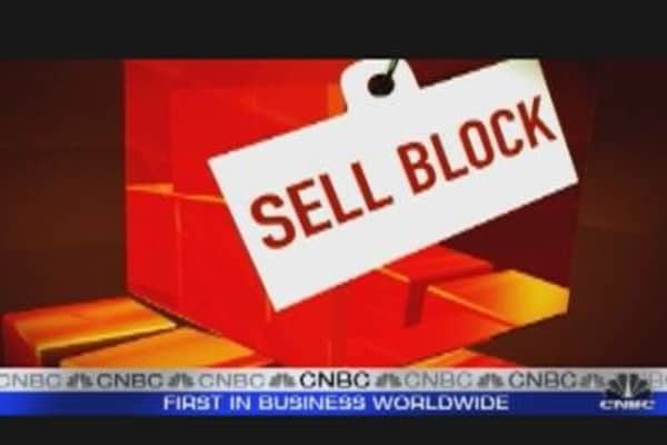 Cramer's Mad Money Sell Block