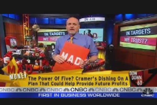 Cramer Offers Long-Term Strategy