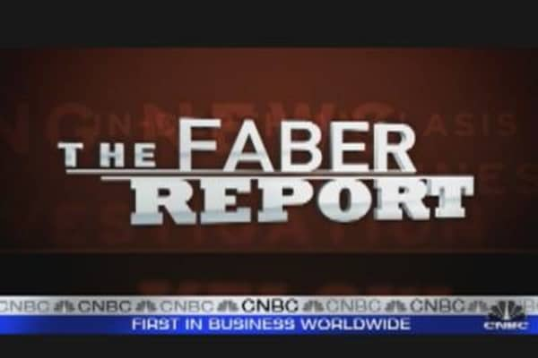 Faber Report: Southern Union Suitors