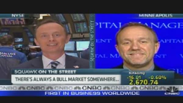 The Next Bull Market