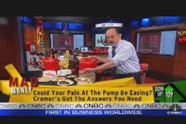 Cramer Gets Bullish on Restaurants