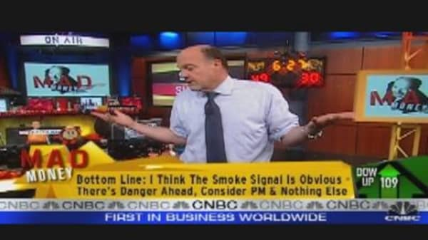 Cramer's Take on Tobacco Stocks
