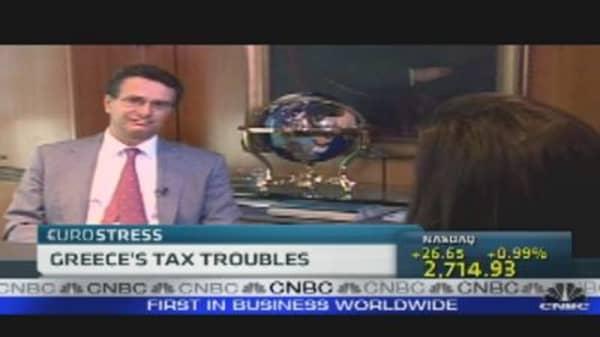 Greece's Tax Troubles