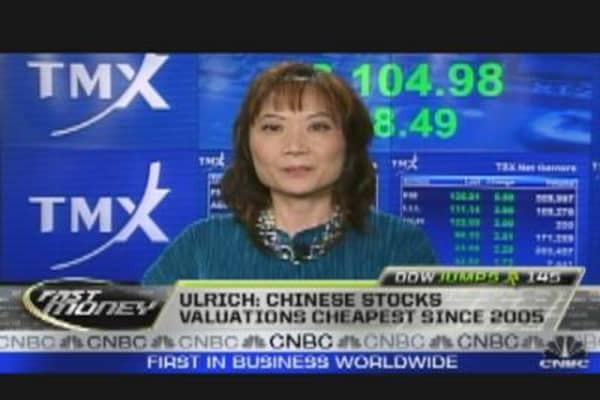 JPM's China Head on Undervalued Stocks