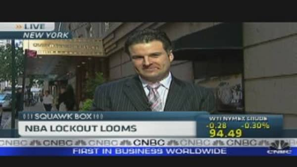 NBA Lockout Looms