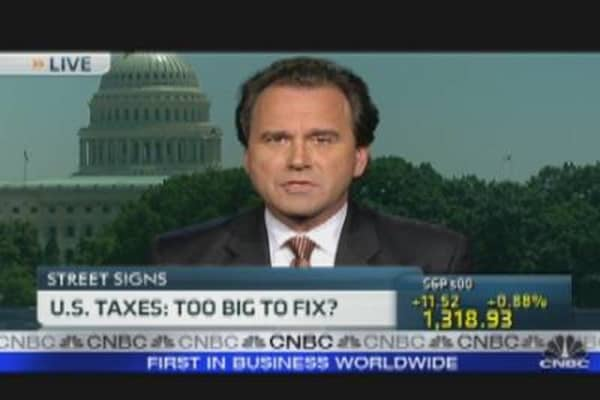 US Taxes: Too Big to Fix?