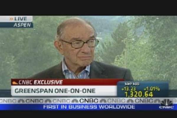 Greenspan One-on-One