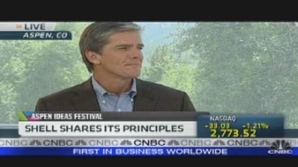 Shell Shares Its Principles