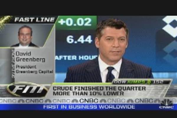 Oil Tops SPR Release
