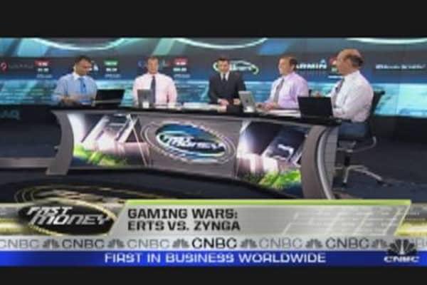 Gaming Wars: ERTS vs. Zynga
