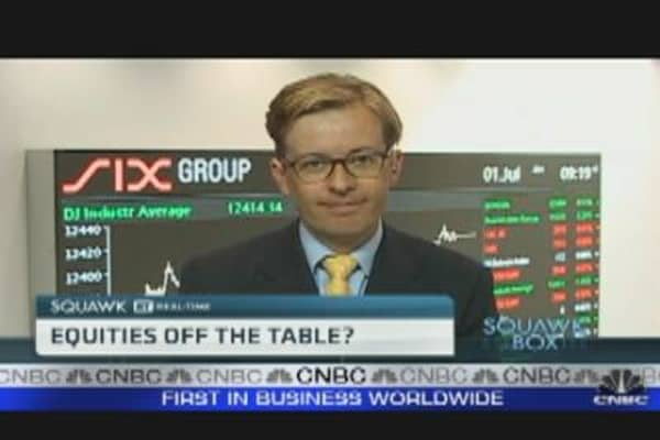 Wealth Manager Remains Bearish on Equities