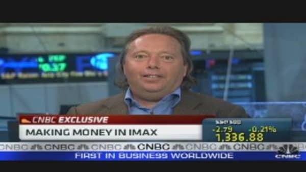 Making Money in IMAX