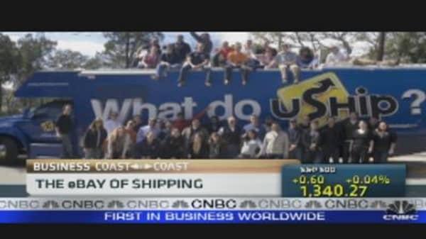 UShip: High Tech Shipping