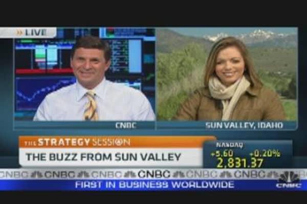 Tech Showdown at Sun Valley