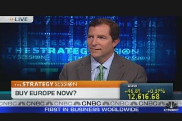Buy Europe Now?