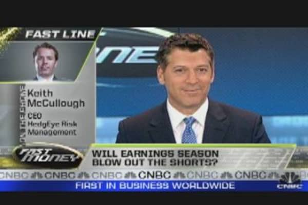 Will Earnings Season Blow Out?