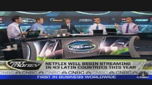 Joe Terranova: Facebook to 'Cuddle Up' to Netflix?