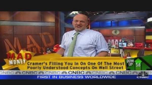 Know the Lingo, Says Cramer