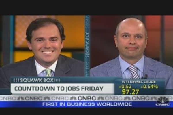 Countdown to Jobs Friday