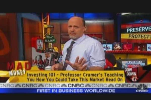 Cramer's Investing Basics