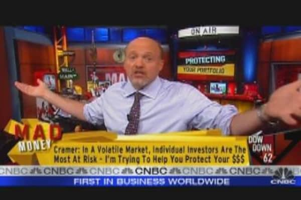 Cramer on Protecting Your Portfolio