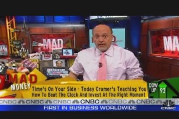 Invest in Right Moment: Cramer