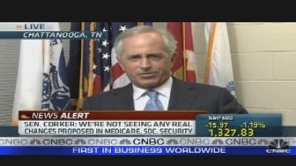 Debt Ceiling Talks Continue