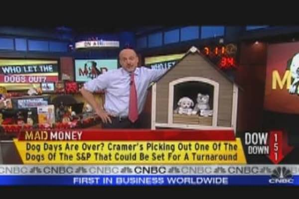 Cramer's Search for Stock Bargains
