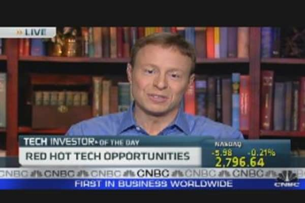 Red Hot Tech Opportunities