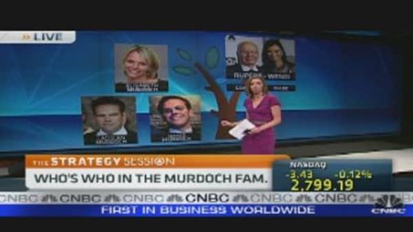Murdoch Under Siege